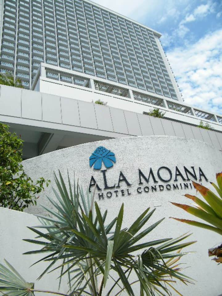 Ala Moana -Waikiki Tower Run of House Room by LSI