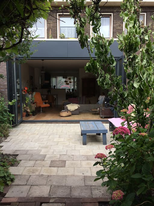 home in Amsterdam Noord