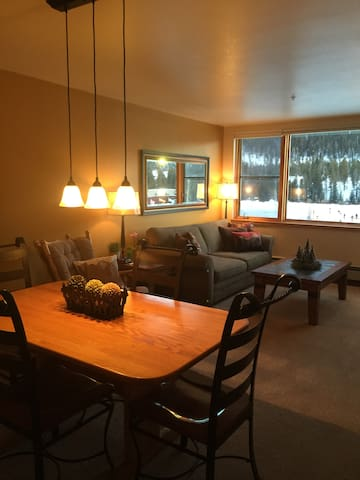 Stunning Mountain & Lake Views - Keystone - Apartment