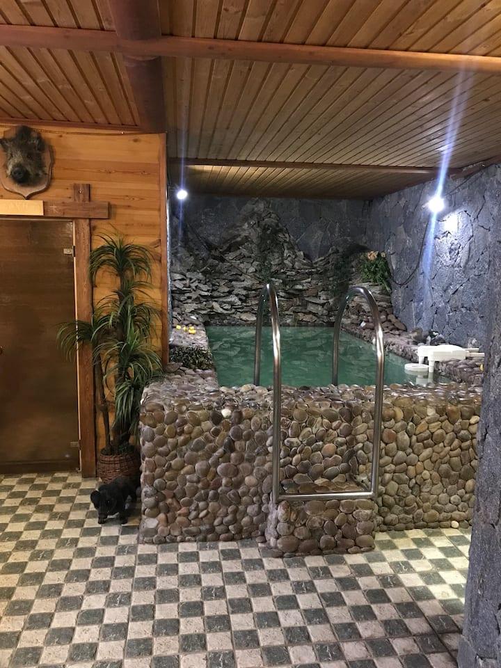 Шикарная двухэтажная вилла рядом Samara - Arena