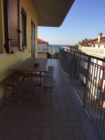 Casa al mare- Marina di Montemarciano