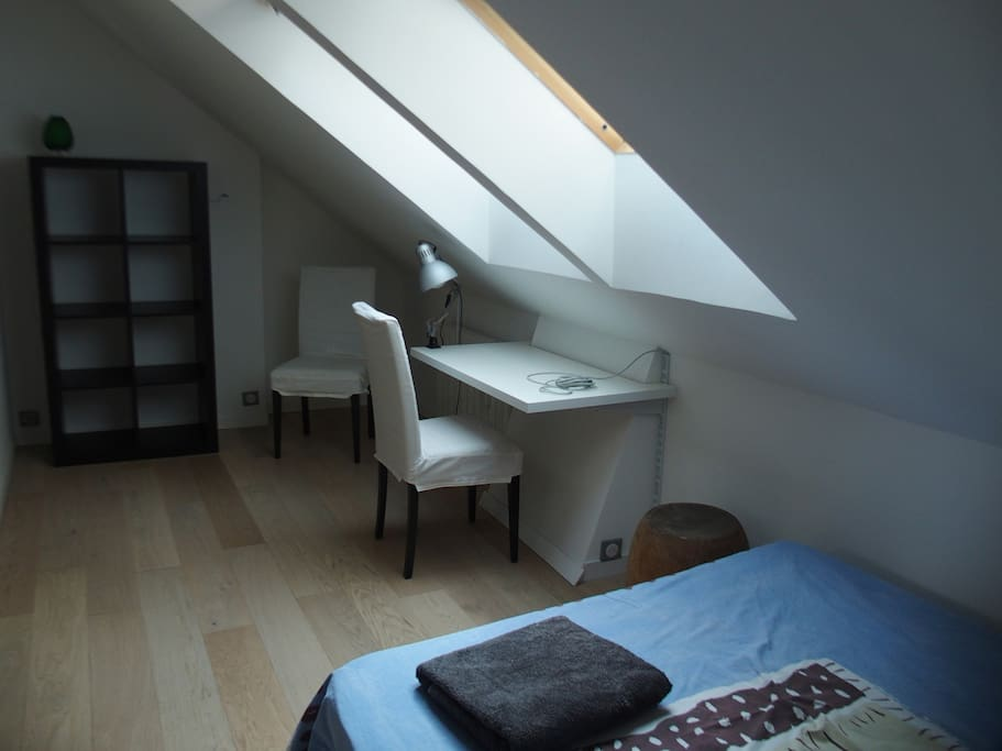 chambre priv e dans un espace de verdure appartements louer grenoble auvergne rh ne alpes. Black Bedroom Furniture Sets. Home Design Ideas