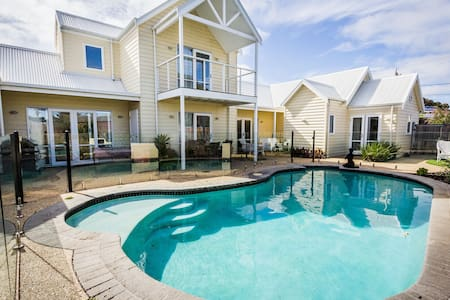 SeasideSpa Retreat Large Pool Apartment - Aspendale - Pis