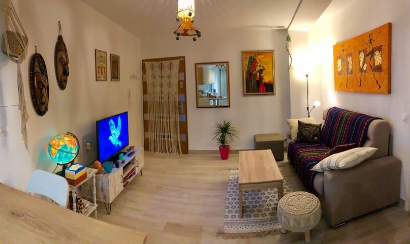 Cozy apartment at Monaco border