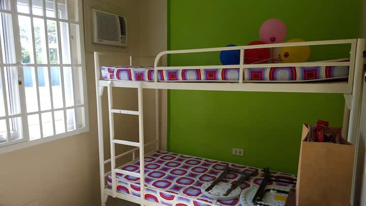 PAMZ Dormitory