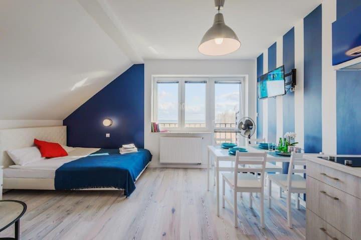 Apartament Grnatowy
