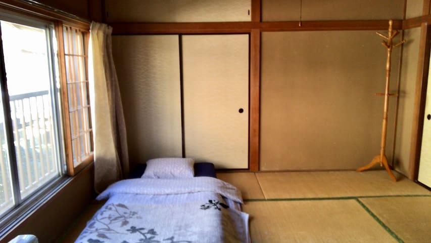 ROOM FOR RENT in YOTSUYA / SHINJUKU-GYOENMAE - Shinjuku-ku - House