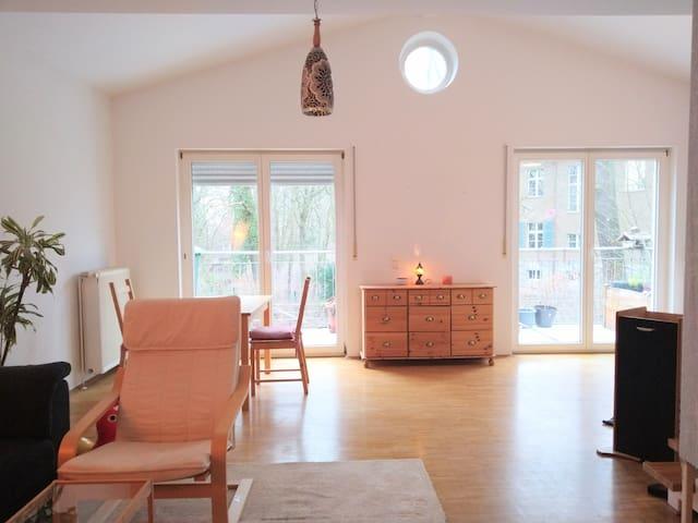 Wunderschöne Maisonette Wohnung mit Dachterrasse