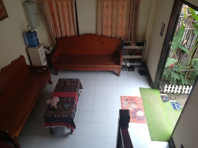双床房含早餐