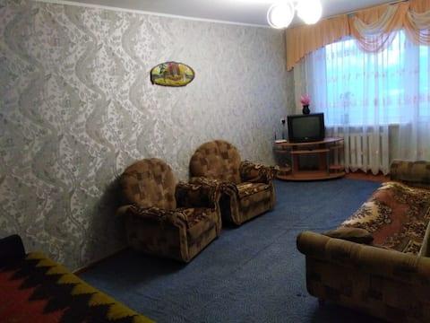 Уютная, чистая 2- комнатная квартира!