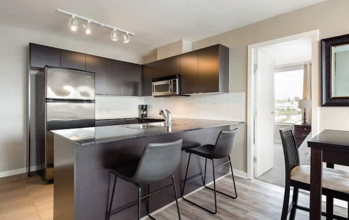 2 Bedroom 2 Bathroom BRENTWOOD in Burnaby