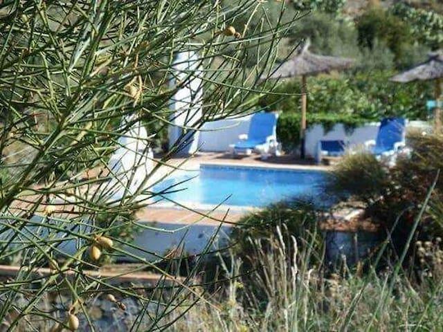 Enig huis te huur in andaloucia