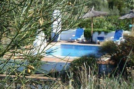 Enig huis te huur in andaloucia - Canillas de Aceituno - Talo