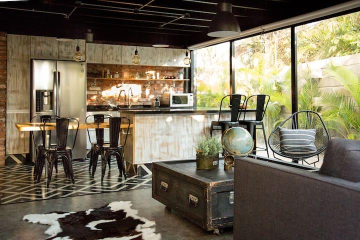 Relájate en este Moderno  Loft en Cuernavaca ☀️
