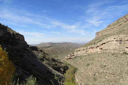 The Land Of Enchanment - Alamogordo - Casa