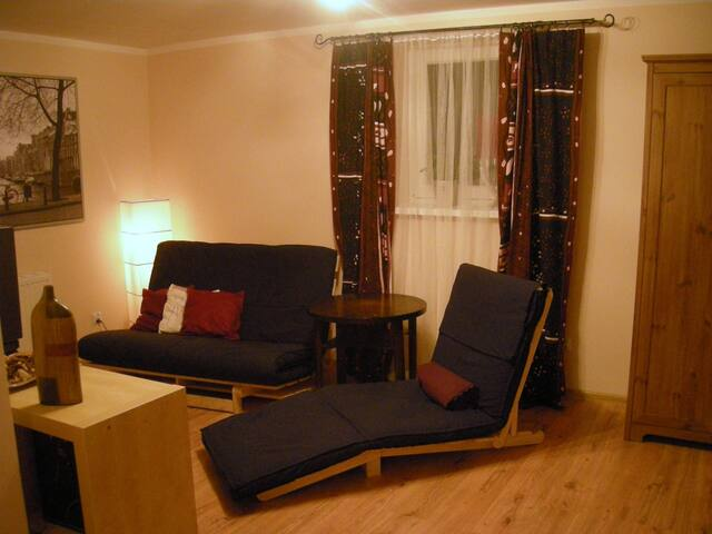 Przytulny apartament w centrum - Szklarska Poręba - Appartement