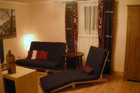 Przytulny apartament w centrum - Szklarska Poręba - Huoneisto