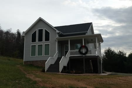 Cozy home near Hays, Sparta, Stone Mountain