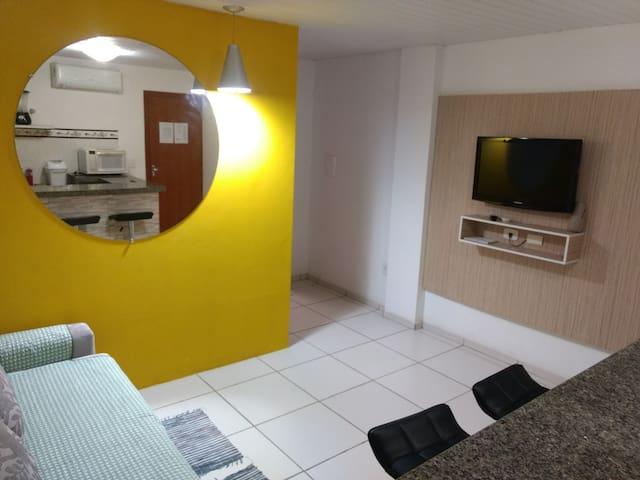 Apartamento em Luís Correia, PI.