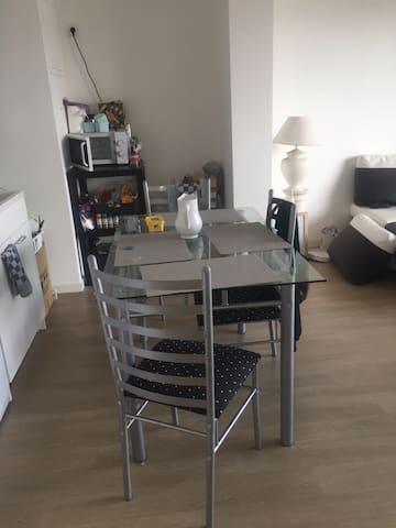 Beau logement neuf calme - Chambray-lès-Tours - Apartamento