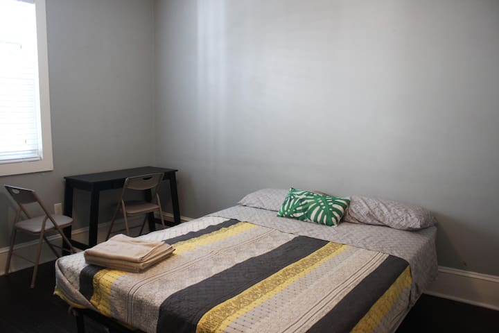 Room03 FreeParking,5minutes drive to Historic area