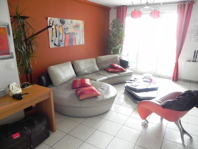Chambre dans appart neuf proche Gare Part-Dieu - Lió