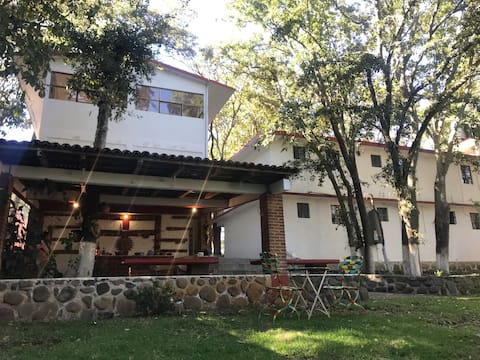 Rancho San Marcos, Villa del Carbón, Estado de Mex