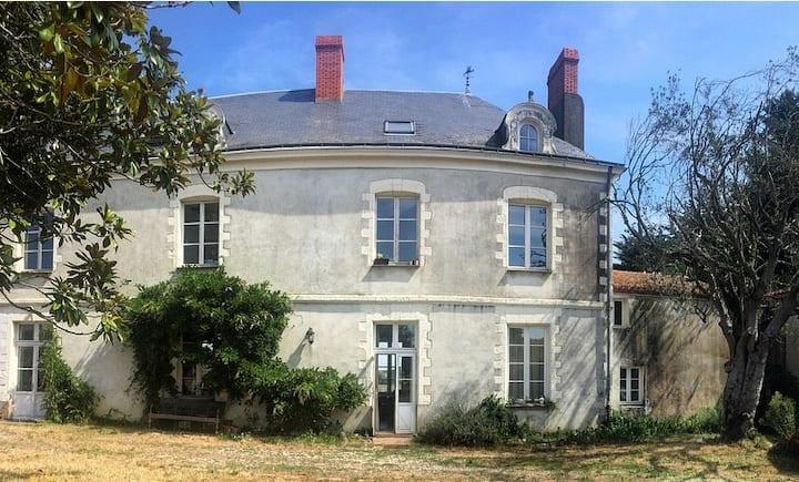 "Villa du "" Grand chemin """