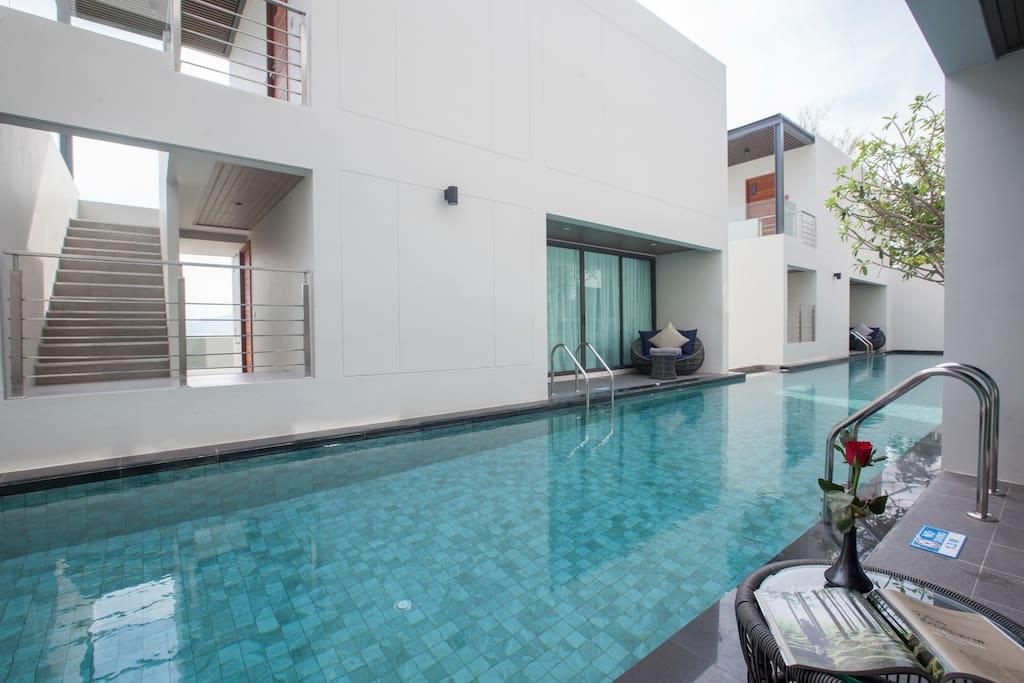 Premier Pool Access