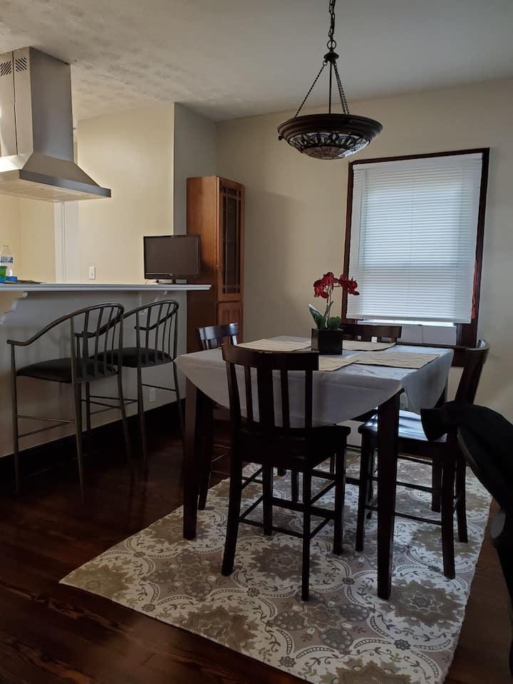 Cozy Home near University of Dayton