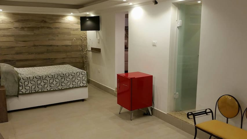 Open Plan Loft Metrô Belem (first floor)