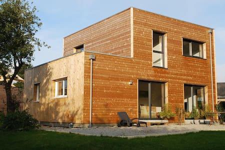 Chambre zen, calme, en pleine nature près de Rouen - Bois-d'Ennebourg