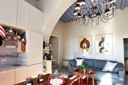 Tinos E-houses 2 - Dio Choria - Haus