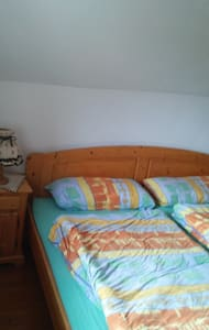 1 Doppelzimmer 2 zusätzliches Zimmer möglich - Oberthal