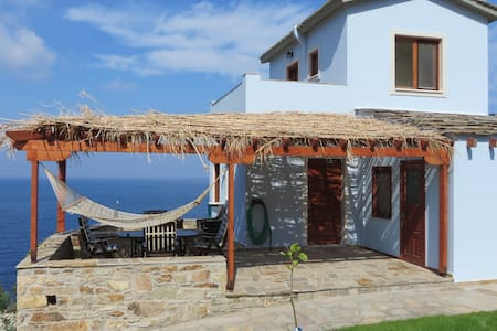 Luxury 3 Bed/3 Bath Sea View Villa - Ikaria - Casa de camp