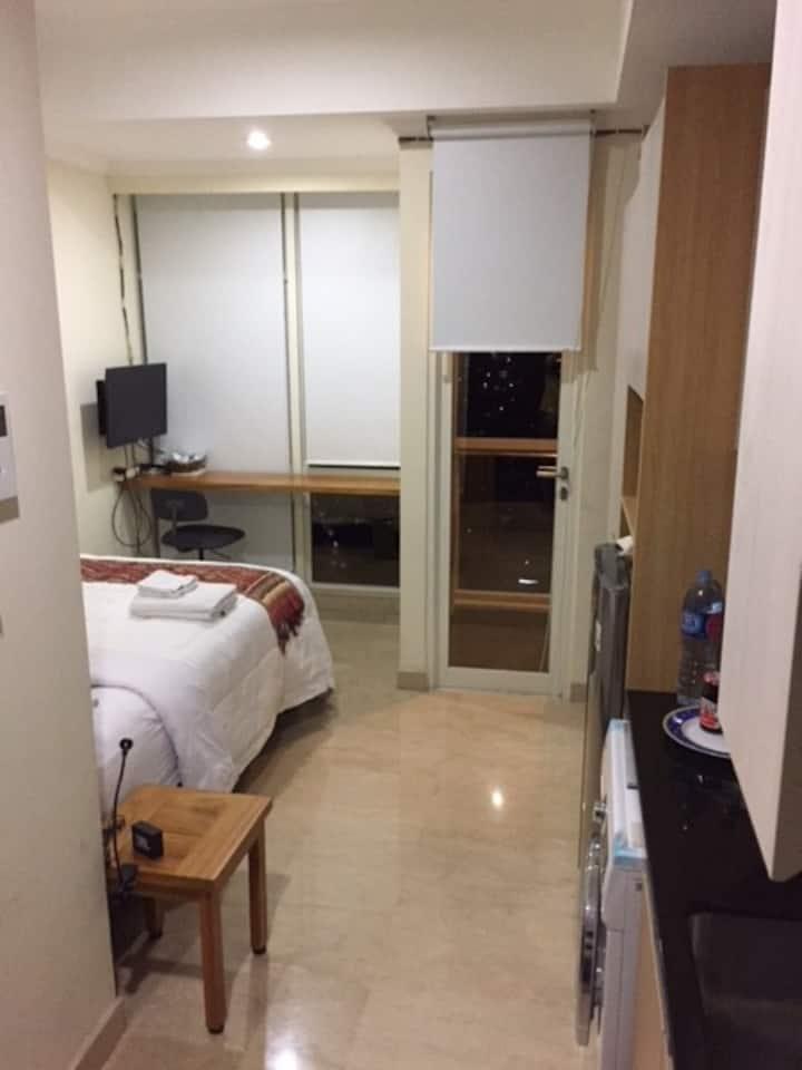 kamarku, Menteng Park apartment, unlimited wifi