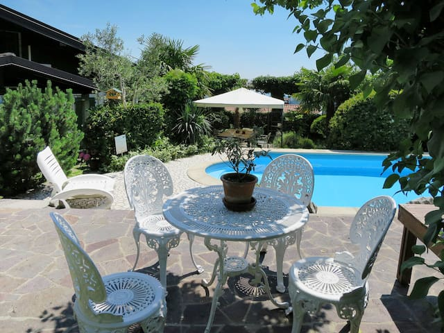 Apartment Villa Margherita for 2 persons