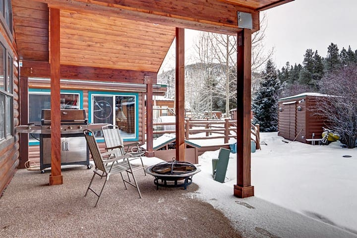 2Br 2Ba cabin in a gated community. - Breckenridge - House