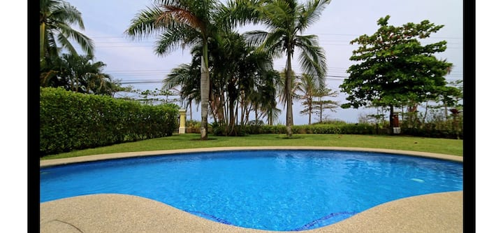 Oceanfront 4BR 3.5 Bath Villa With Private Pool