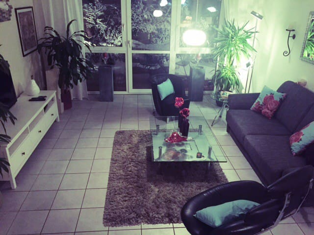 Gemütliche Wohnung im Münsterland - Greven - Departamento