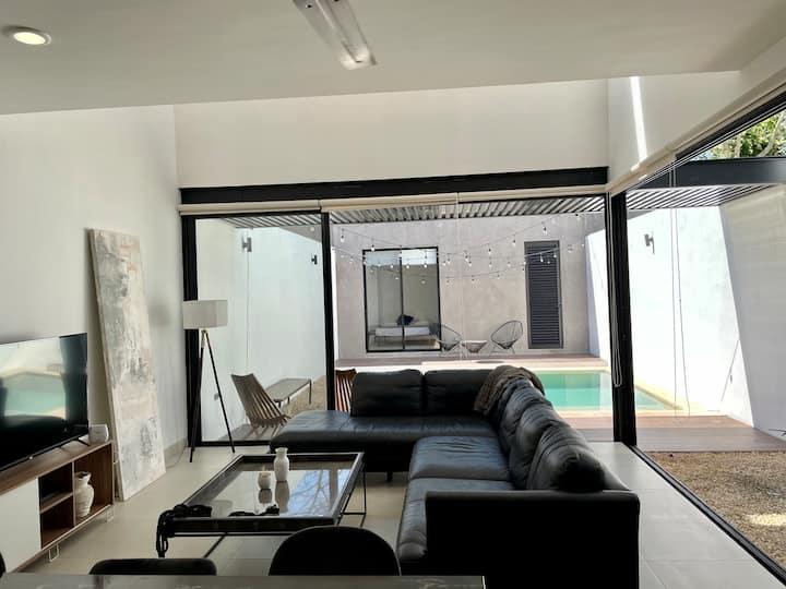 Lucera House con Alberca Norte de la Cuidad!