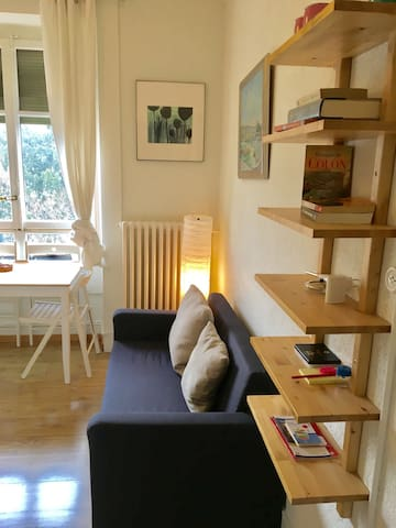 Lovely flat Center of Geneva on the 6th floor - Genève - Appartement