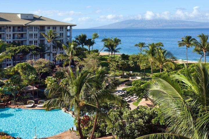 Wild, Wonderful, Elegant -Maui Ka'anapalui Villa