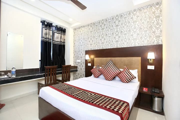 Hotel The Black Gold (Deluxe room 4)