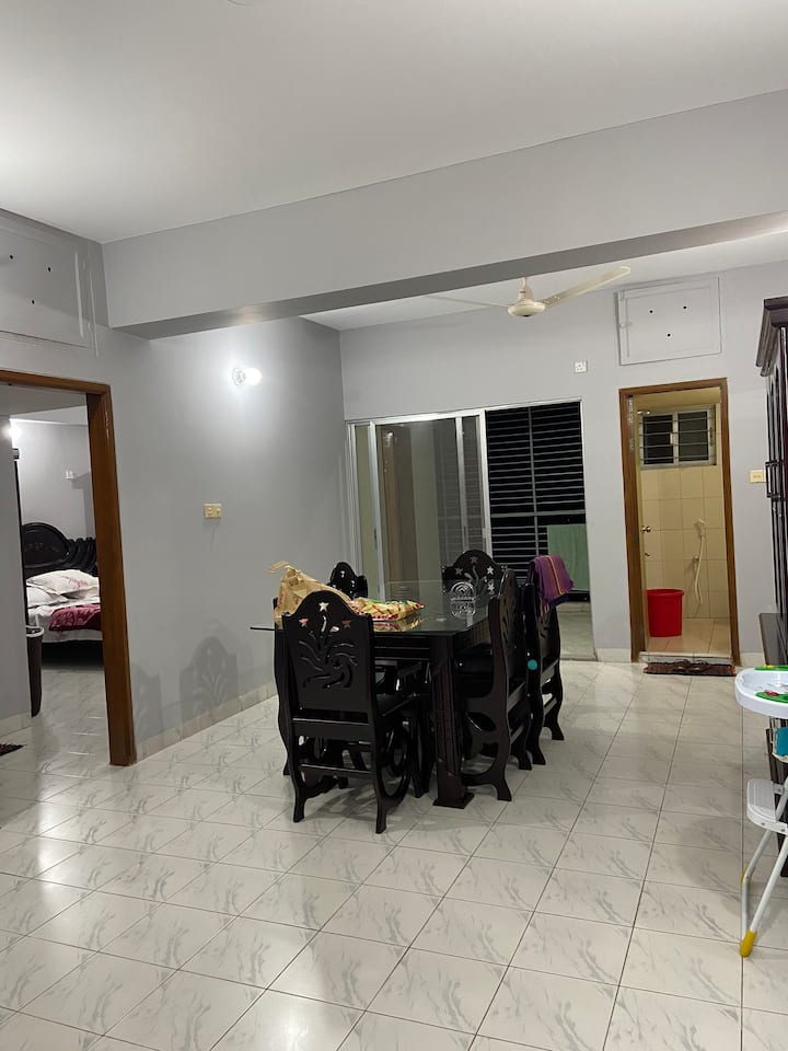 Super clean apartment Next to Roseview Hotel