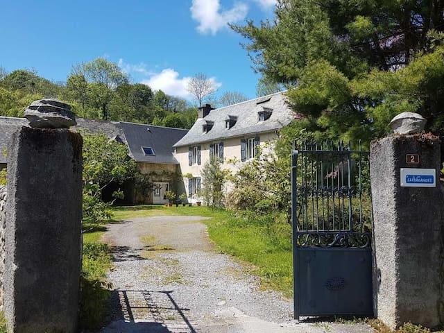 Location gîte 5-7 places en vallée d'Aure