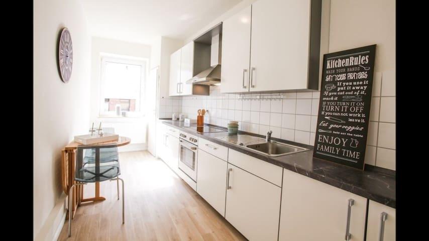 Ruhiger Wohnung in zentraler Lage JETZT MIT BALKON