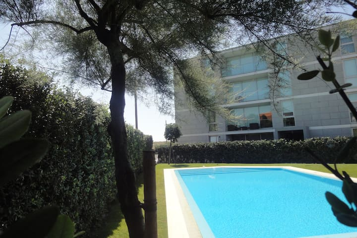 Right in front of the beach  .....   2/4 pax - Vila do Conde - Apartemen