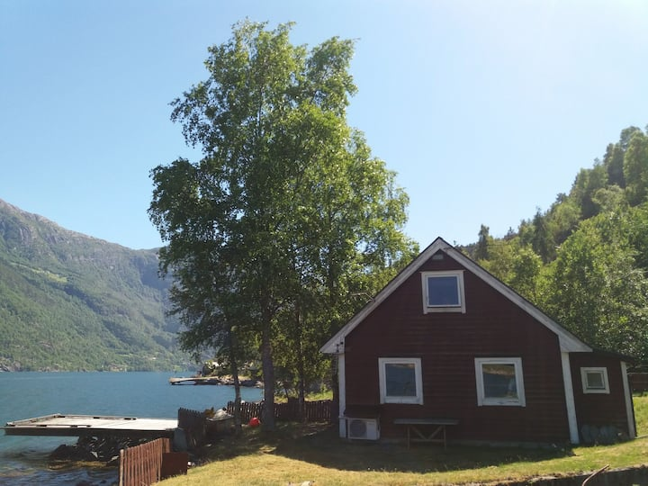 Oddmund's sea cottage