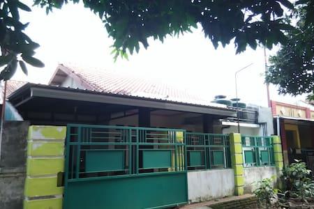Lovely Paddy Field House in Lombok - Labu Api - 一軒家